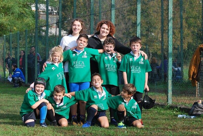 Under 8 Chieri Rugby
