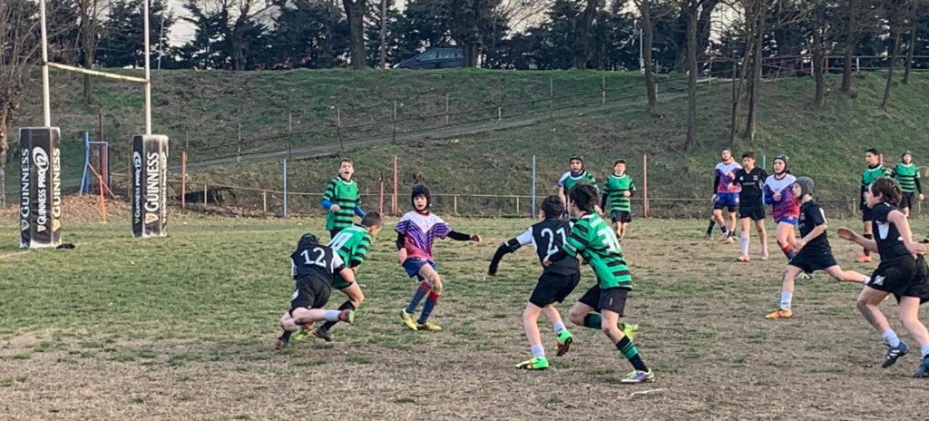 Under 14 Chieri Rugby